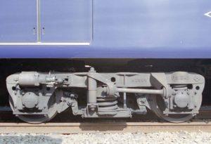 FS-341台車とその一族