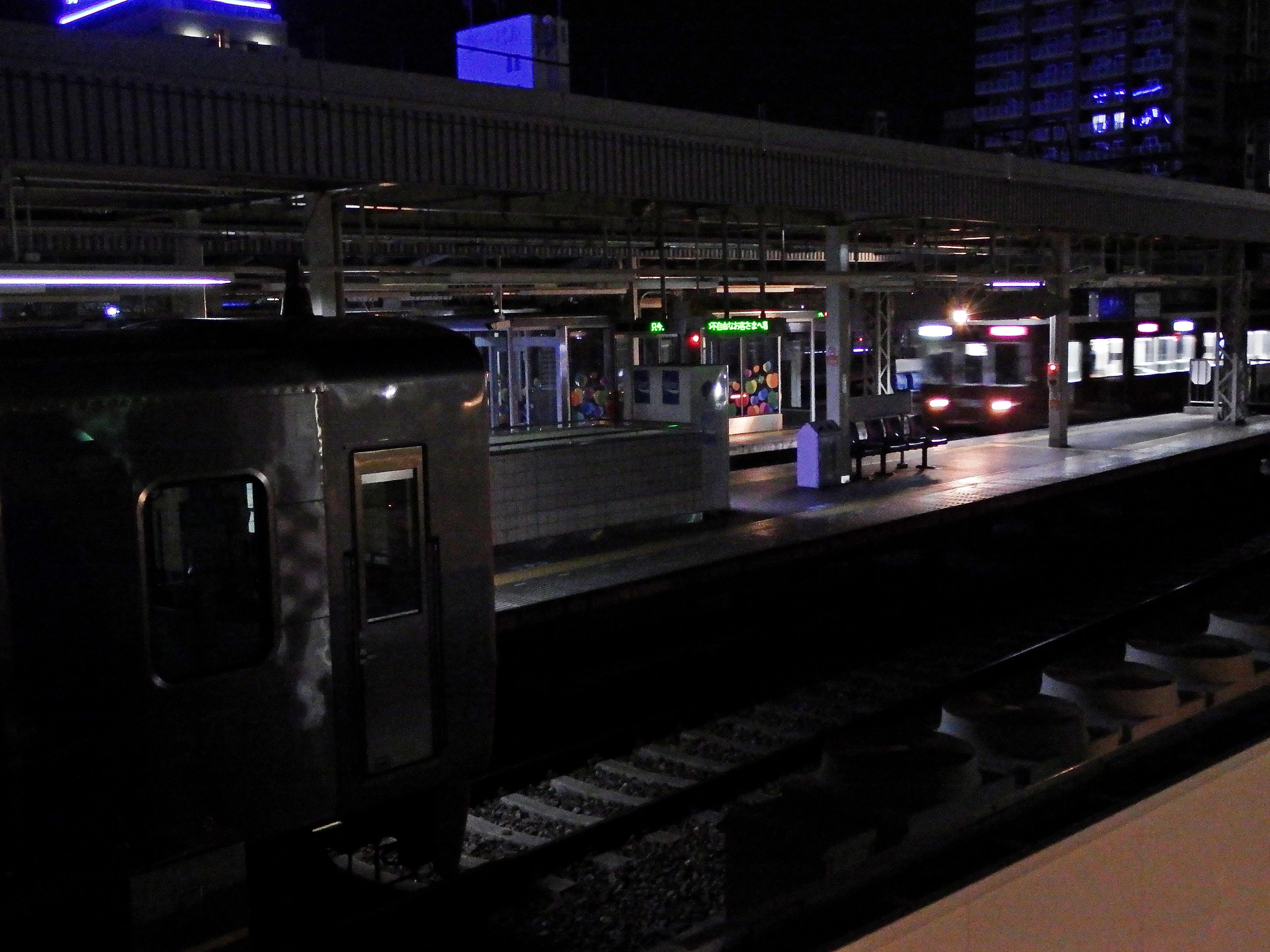 【撮った】阪急(能勢電)7016F尼崎回送