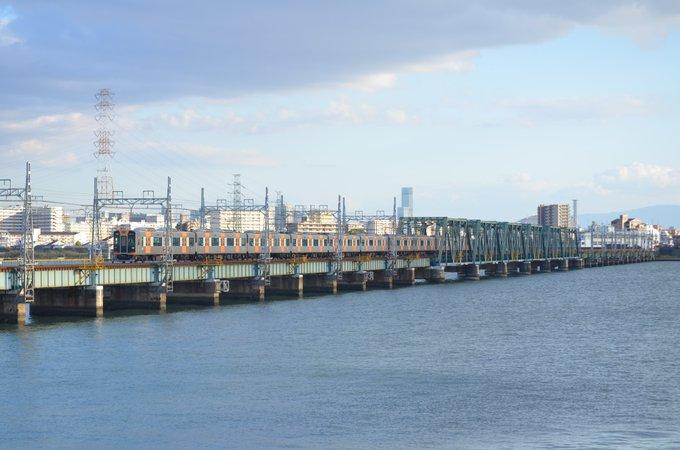 淀川 橋梁 1000 阪神