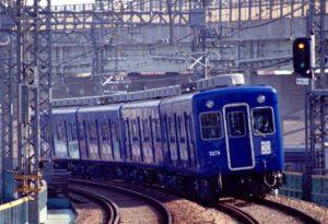 消えた車両シリーズ(4) 初の冷房ジェットカー5261形(5271~5274)
