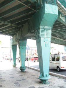 阪神のゲルバー橋(後編/阪神国道陸橋)