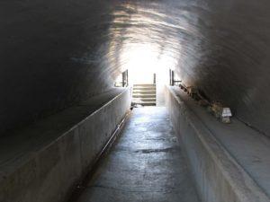 煉瓦アーチの溝橋第11号