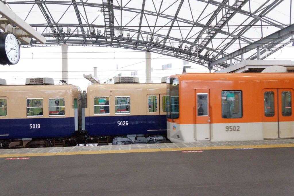 阪神5025F 試運転