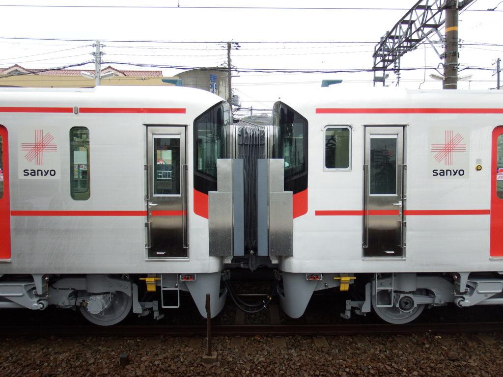 山陽6008F+6009F 阪神線内試運転