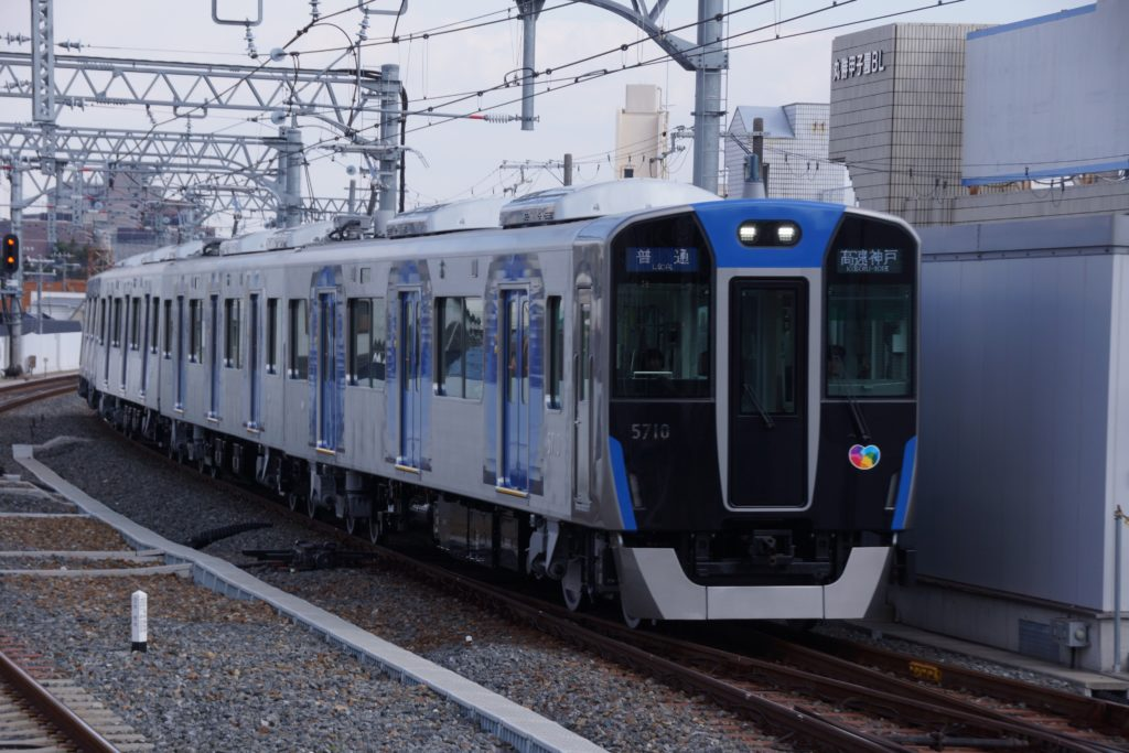阪神5709F 営業運転開始