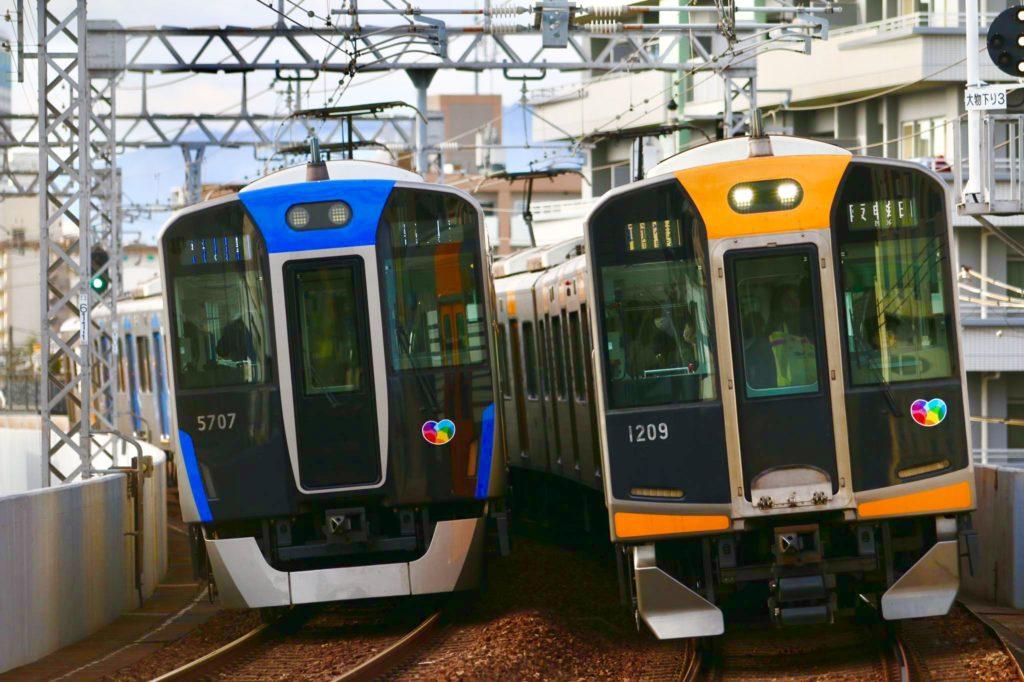 阪神「青胴車」の終焉を見る