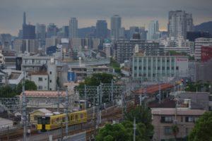 タイガース号で行く武庫川線&石屋川車庫見学ツアー