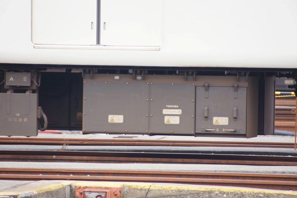 阪神8000系の編成毎の差異
