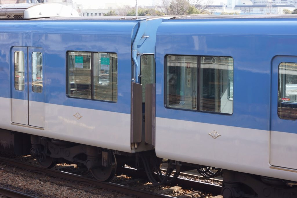 阪神5500系の編成毎の差異