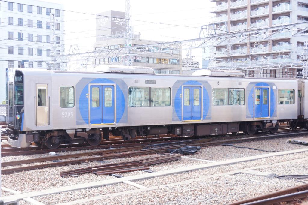 阪神5700系全編成側面写真資料集