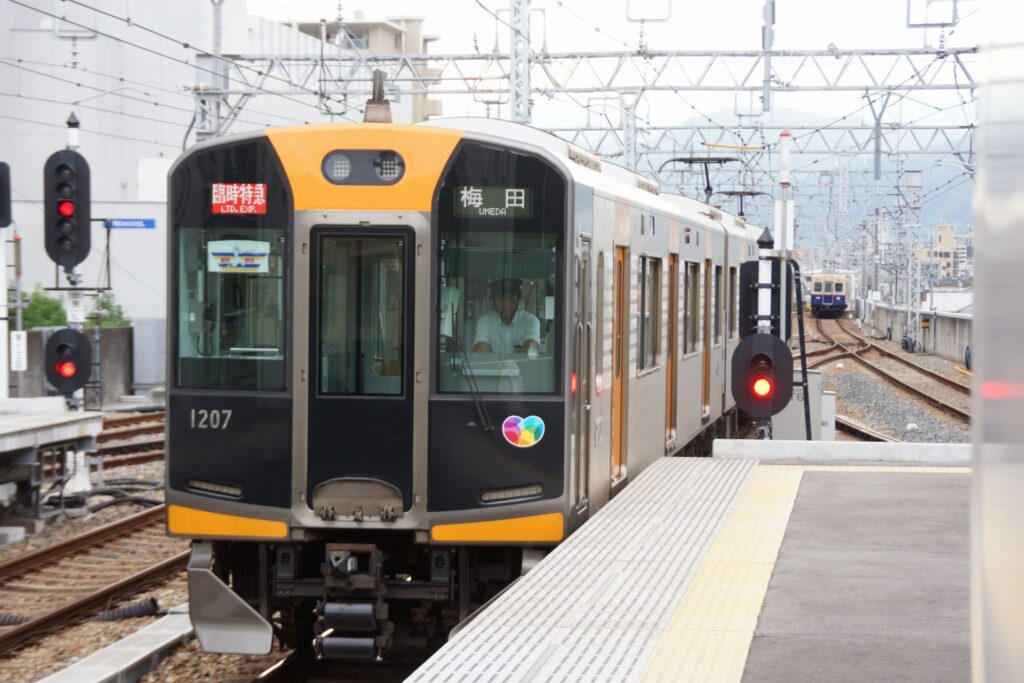 阪神1000系の差異