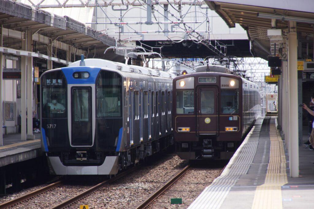 阪神5717F 営業運転開始